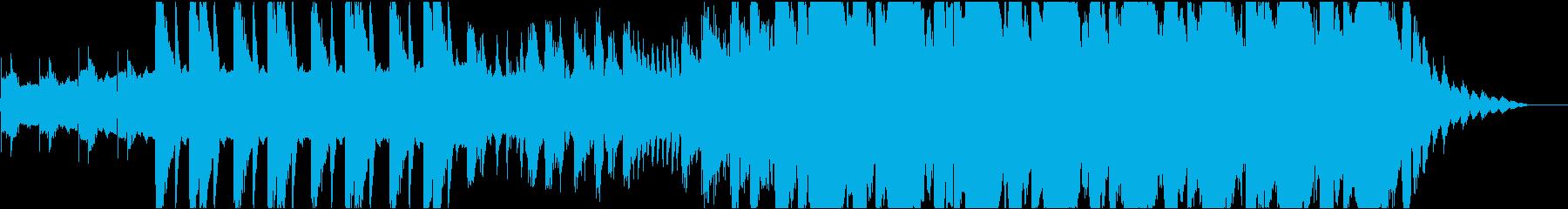 Trap・ブラス・ダーク・洋楽・ダンスの再生済みの波形