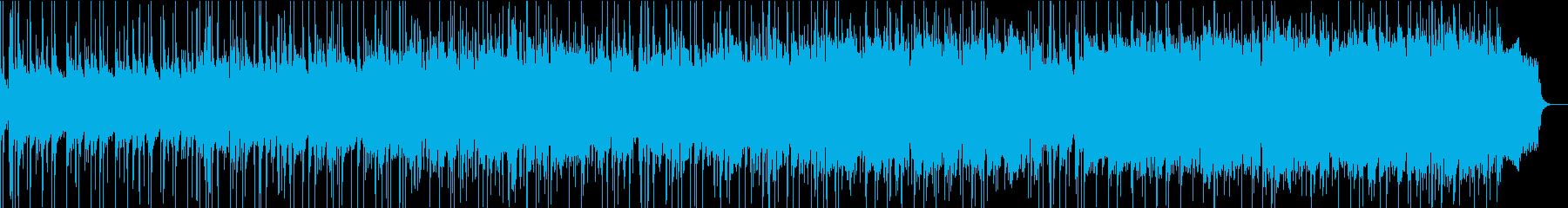 英詞ウォールオブサウンド・ミュージカル風の再生済みの波形