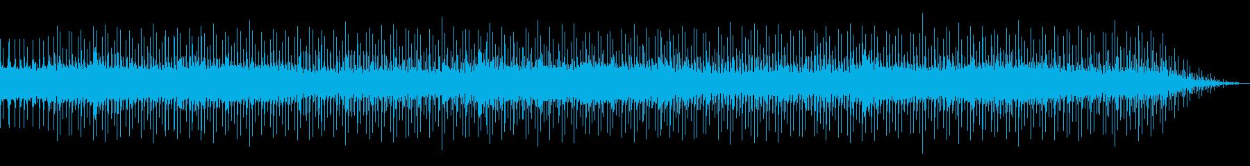 ちょっと切ない爽やか電子音楽_Bメロなしの再生済みの波形