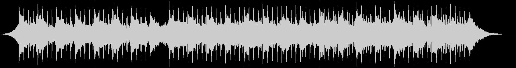 ソフトインタビュー(60秒)の未再生の波形