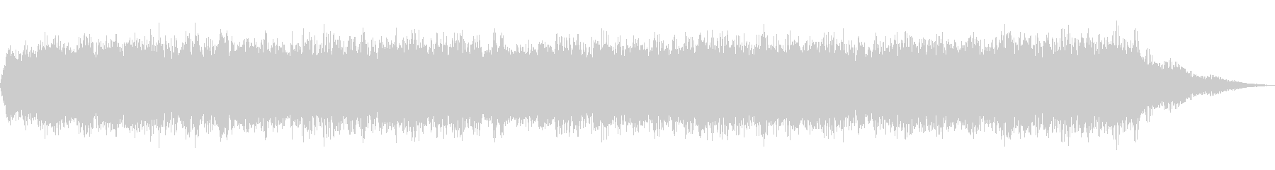 心地よいクワイア系ジングル Ver.04の未再生の波形