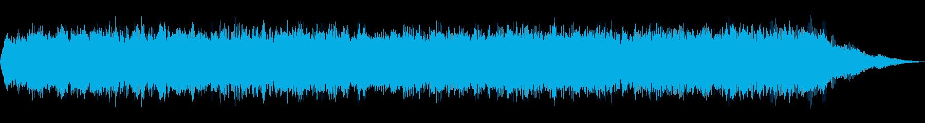 心地よいクワイア系ジングル Ver.04の再生済みの波形