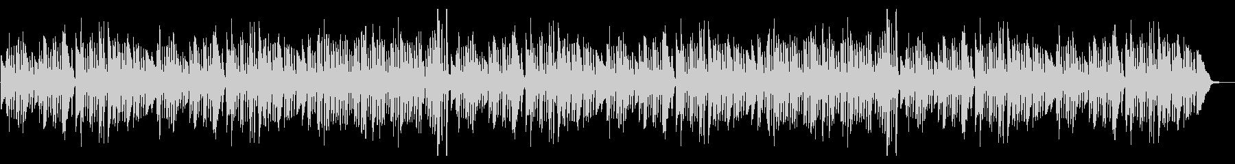 【YouTube】かわいいピアノソロ曲の未再生の波形