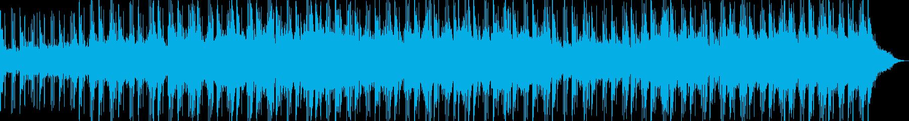 雰囲気のあるムーディーなインストゥ...の再生済みの波形