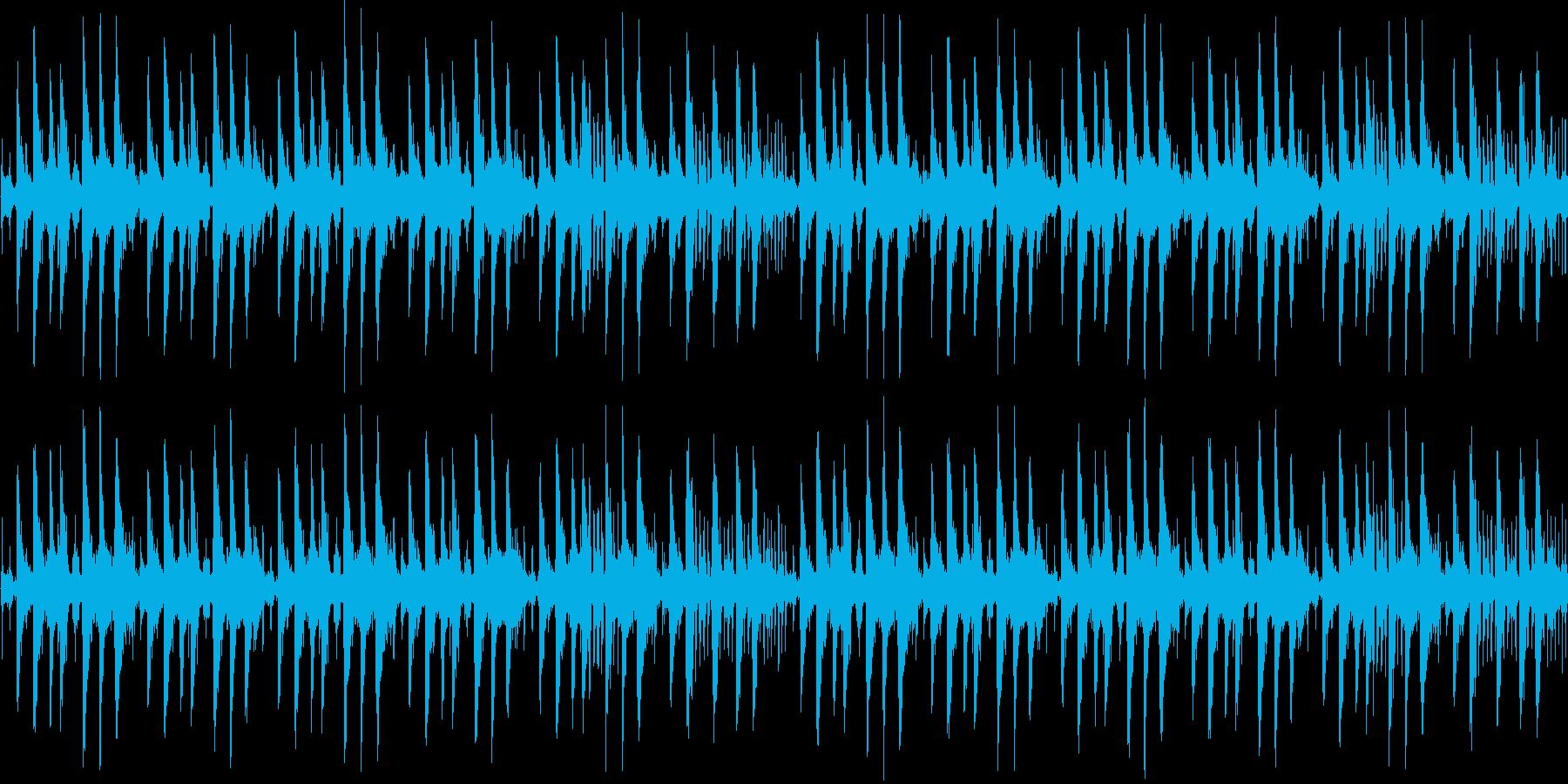 【エレクトロニカ/シンセポップ/EDM】の再生済みの波形