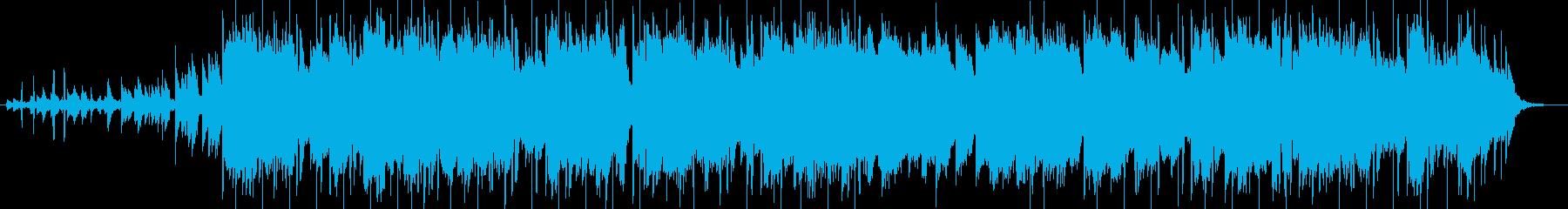 Lofi Hiphop/レトロカフェ系 の再生済みの波形