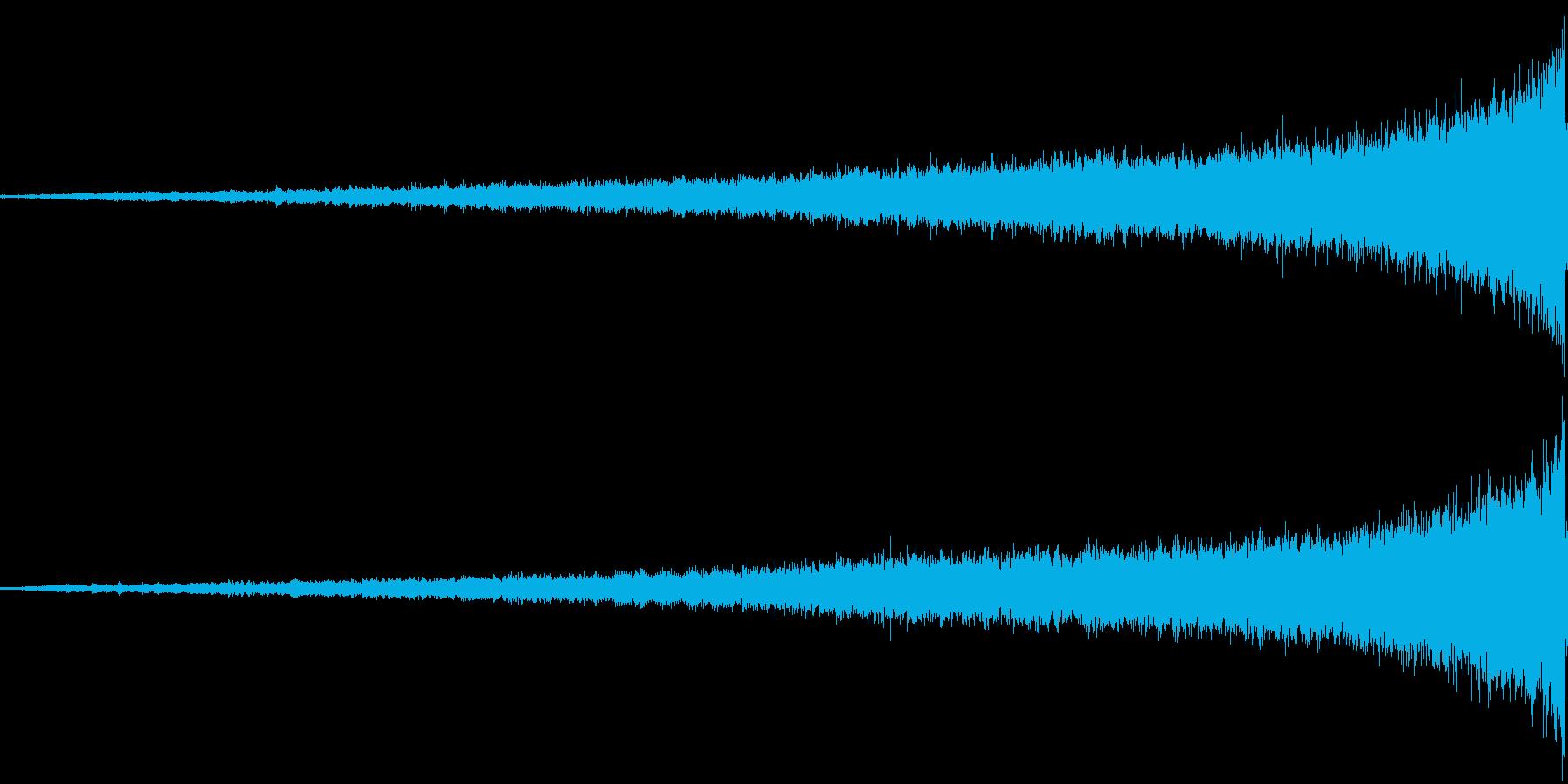 【映画演出】迫る危機感_ライザー_03の再生済みの波形