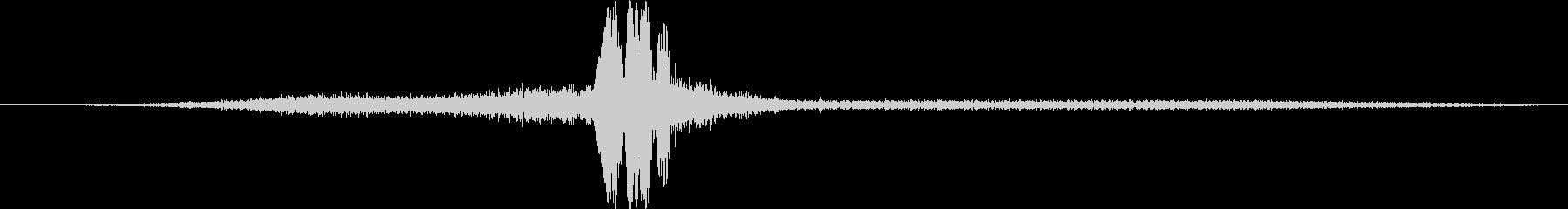 シボレーカマロ:内線:速い速度で左...の未再生の波形