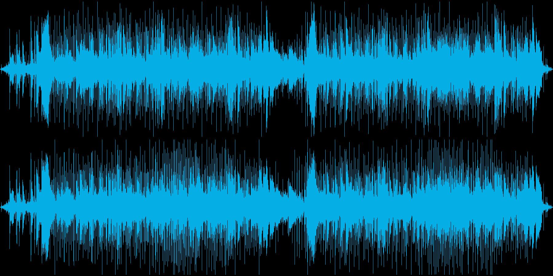 『たそがれ』渋めなLofi hiphopの再生済みの波形