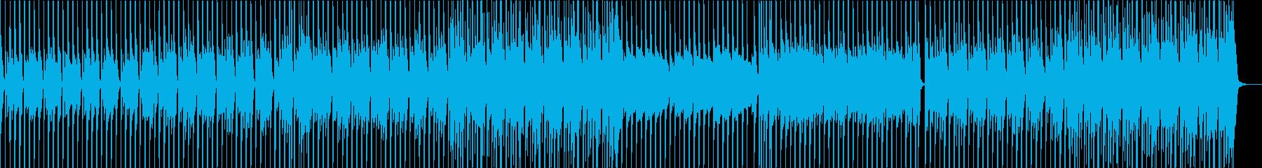 ポップインスト。弾力性のある楽しい気楽。の再生済みの波形