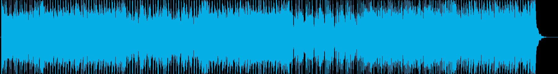 ヘヴィロック アクション バックグ...の再生済みの波形