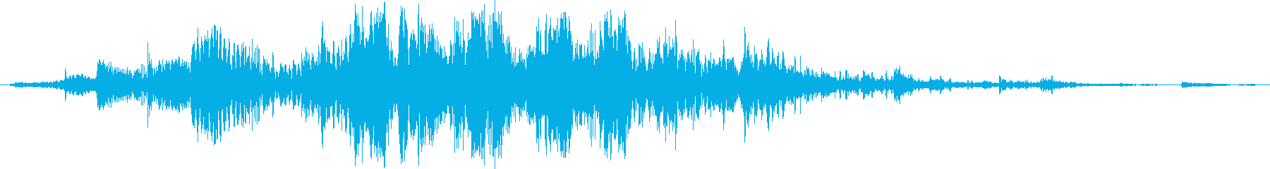 ジャラ(コイン・支払い・小銭)の再生済みの波形