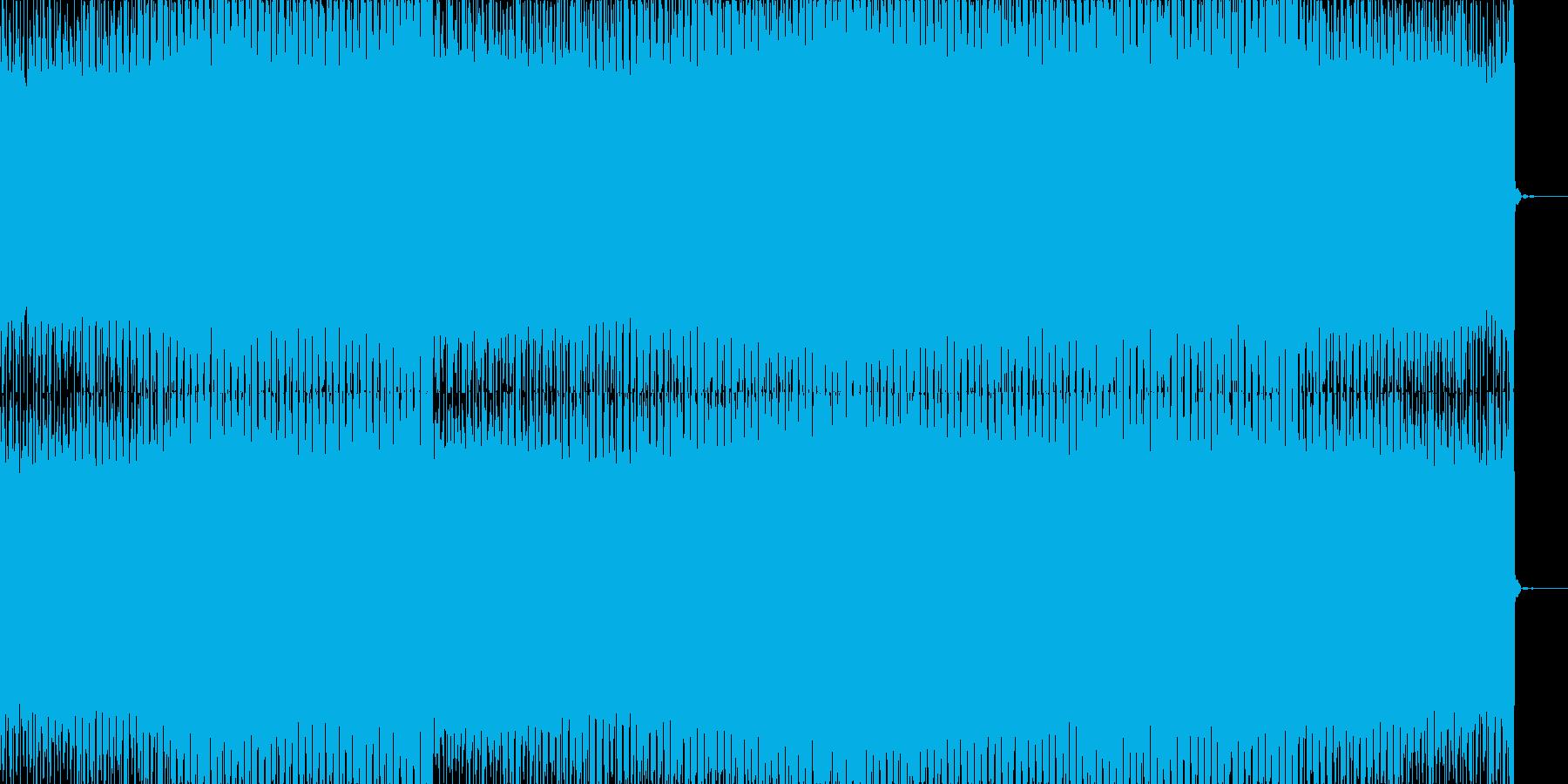 Driftの再生済みの波形