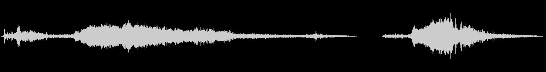 MAZDA 626、1988、ウェ...の未再生の波形
