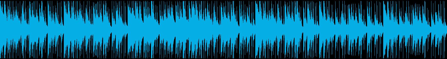 ジャズ/ピアノトリオ/明るいの再生済みの波形
