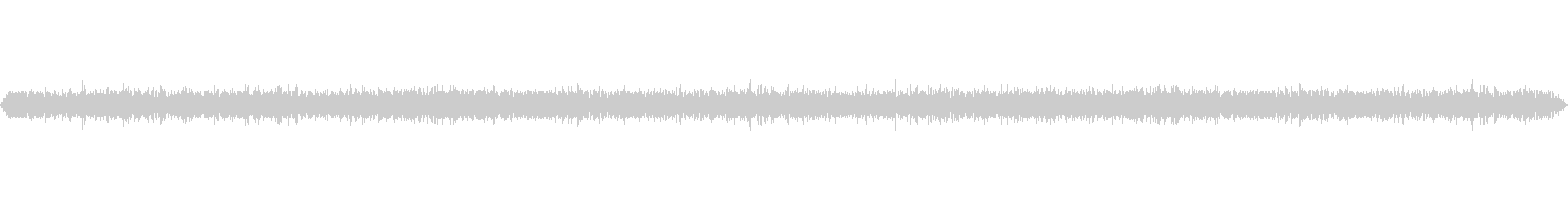 食品工場の室内環境音(ベースノイズ)の未再生の波形