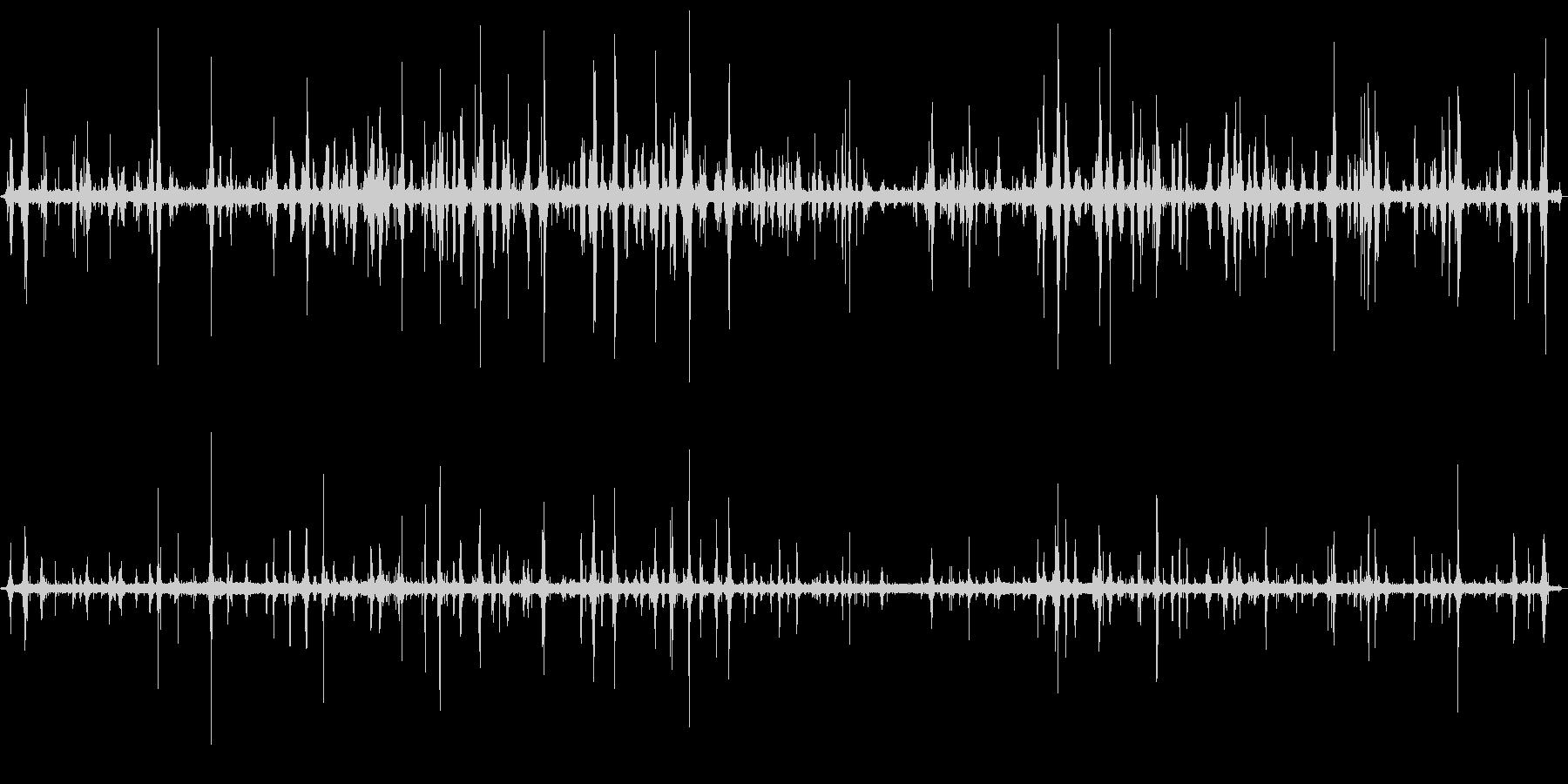 【自然音】入り江01(美保関)の未再生の波形