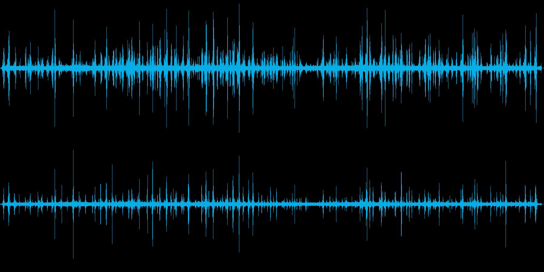 【自然音】入り江01(美保関)の再生済みの波形