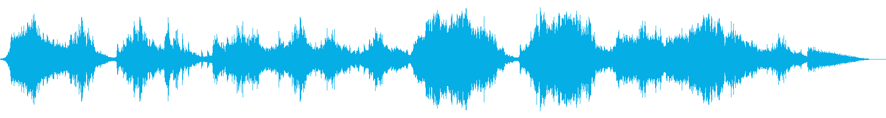 世界 センチメンタル サスペンス ...の再生済みの波形