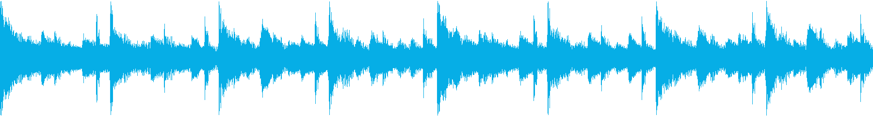 A happy and uplif...'s reproduced waveform