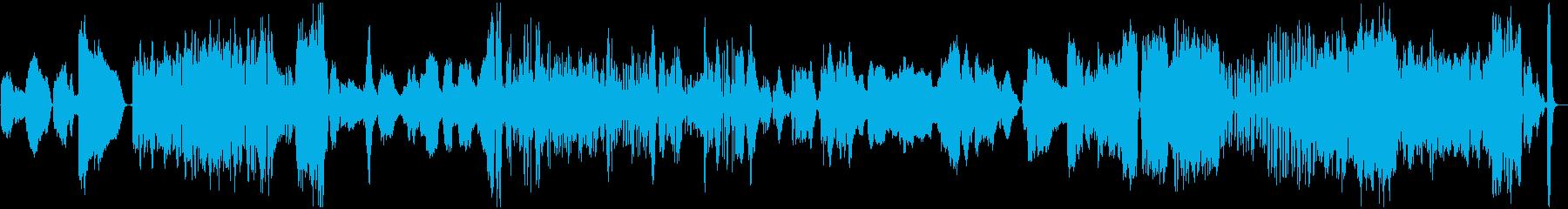 コンテンポラリー。ジャズ。の再生済みの波形