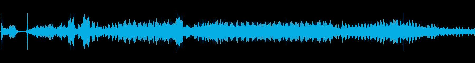 車シボレーノヴァスタートプルcの再生済みの波形