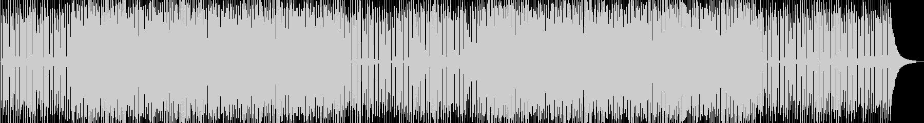 儚いおしゃれなボサノヴァ(Key +3)の未再生の波形