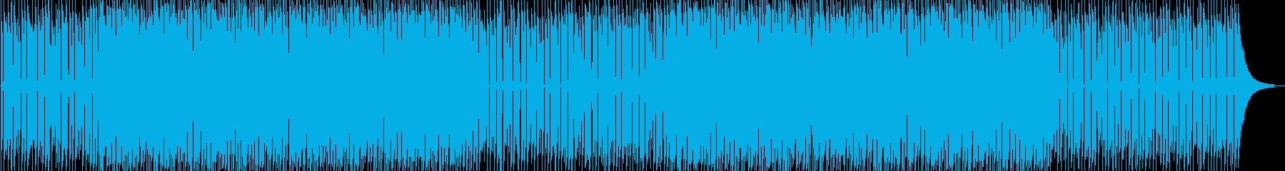 儚いおしゃれなボサノヴァ(Key +3)の再生済みの波形