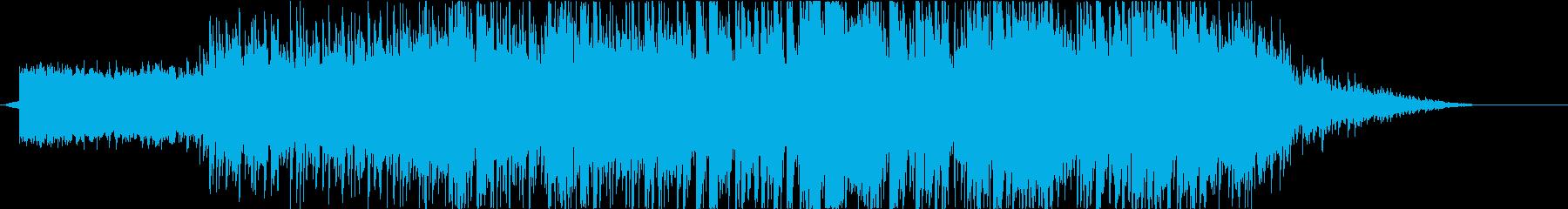 大人な雰囲気のディスコ サックスが艶やかの再生済みの波形