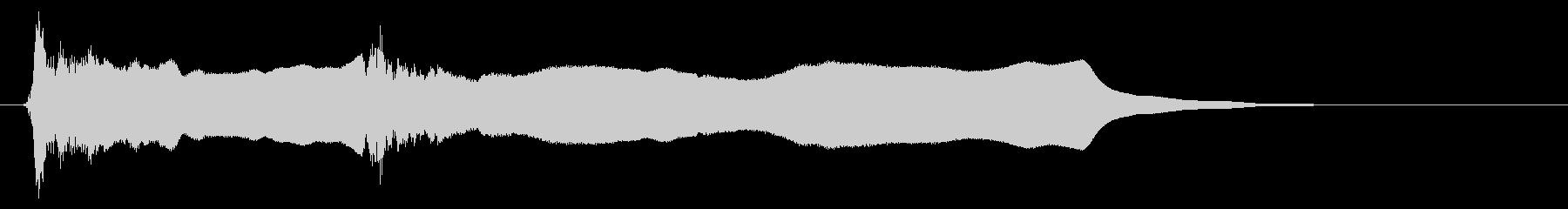 法螺貝01-3の未再生の波形