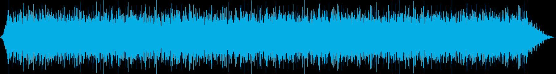 HOWL WITH WOOD FI...の再生済みの波形