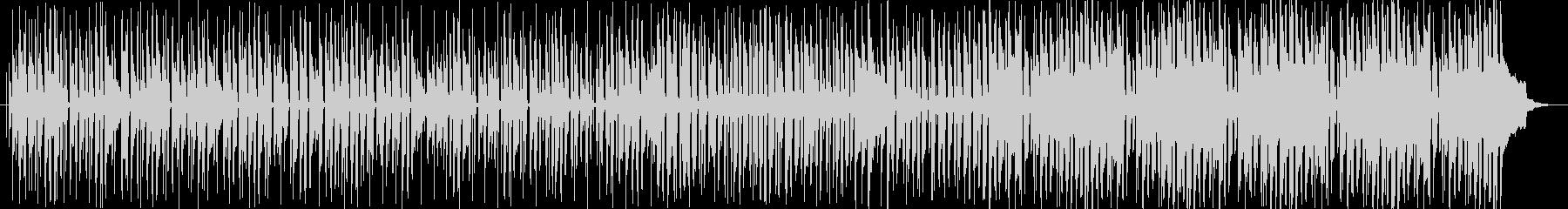 美しい琴のメロディが印象的な和風BGM。の未再生の波形