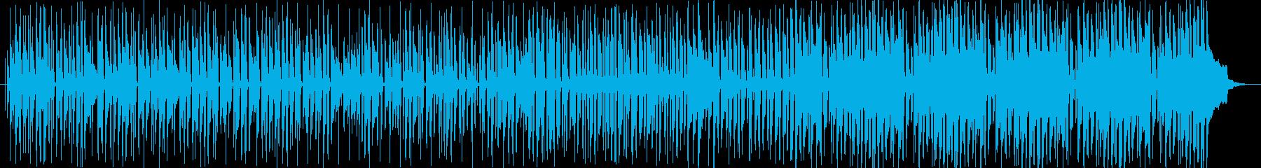 美しい琴のメロディが印象的な和風BGM。の再生済みの波形