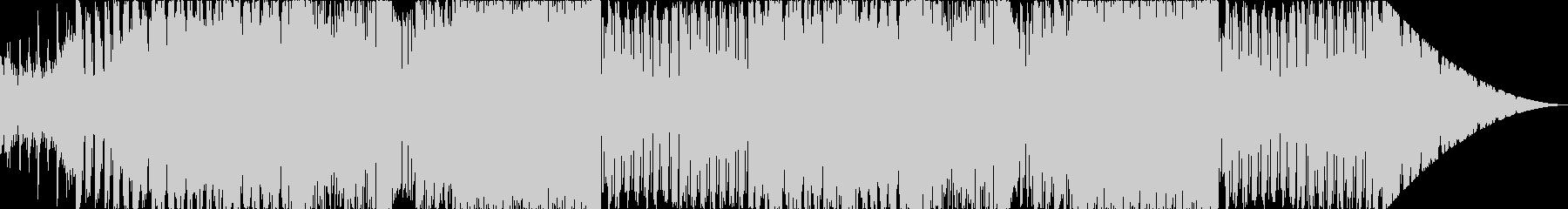 PD◆EDM風パッヘルベルのカノンの未再生の波形