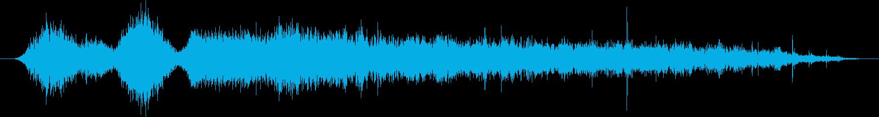 小学生:教室:「ハッピーバースデー...の再生済みの波形