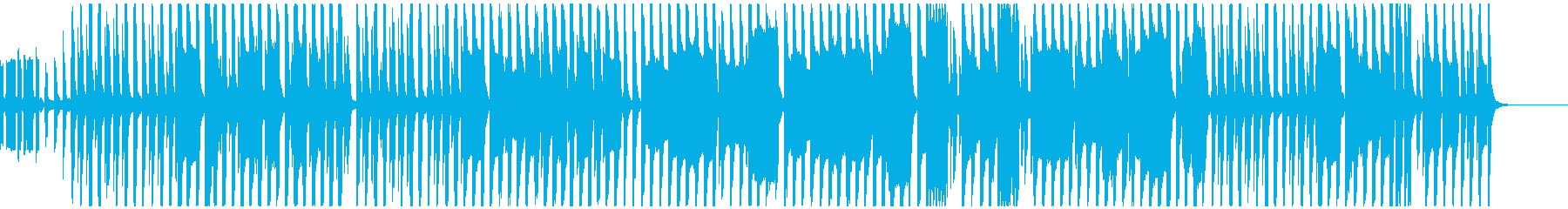 ほのぼのかわいい!リコーダーBGMの再生済みの波形