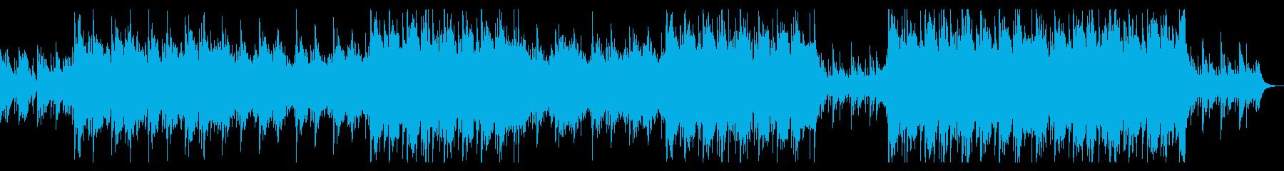神棲まう森の再生済みの波形