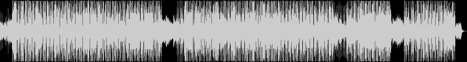 幻想的なBGMですの未再生の波形