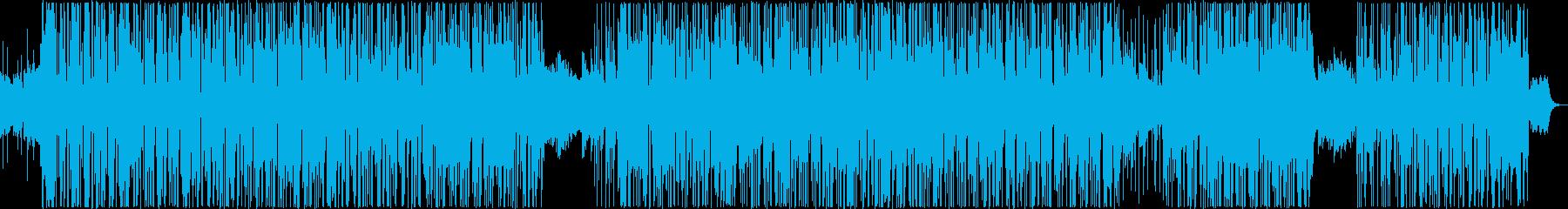 幻想的なBGMですの再生済みの波形