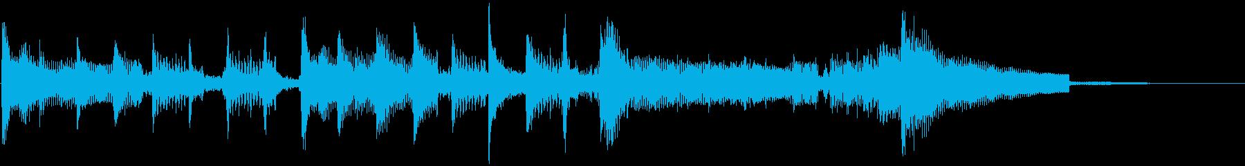 キスとソフトで官能的の再生済みの波形