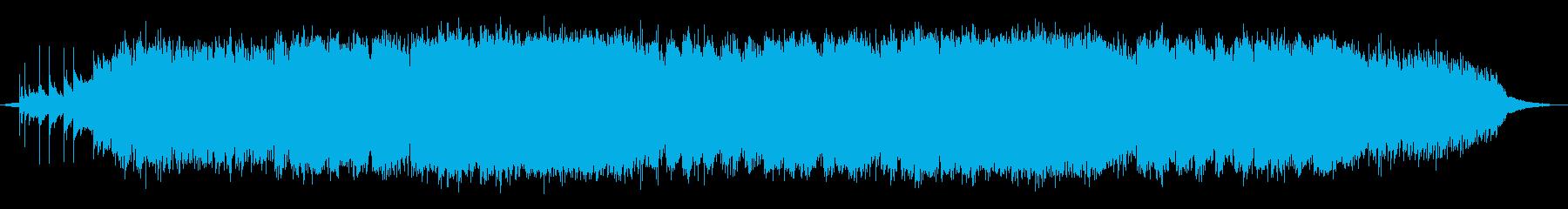 アンビエント センチメンタル 説明...の再生済みの波形