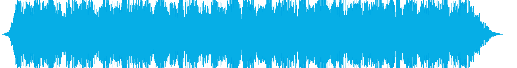 ドラマのワンシーンBGMの再生済みの波形