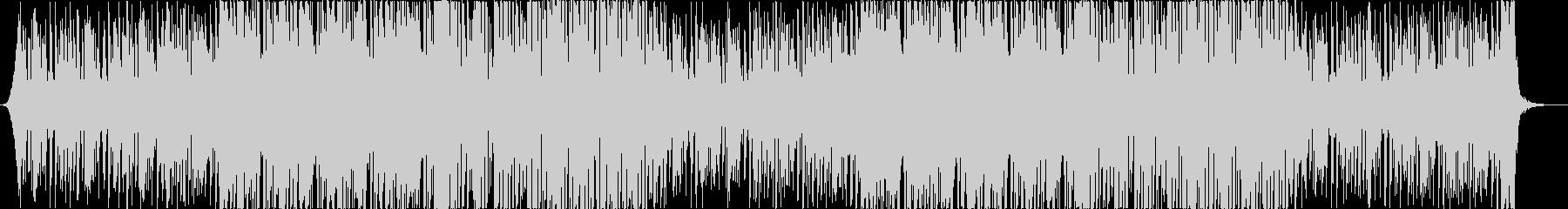 レトロでおしゃれな80'Sエレクトロaの未再生の波形