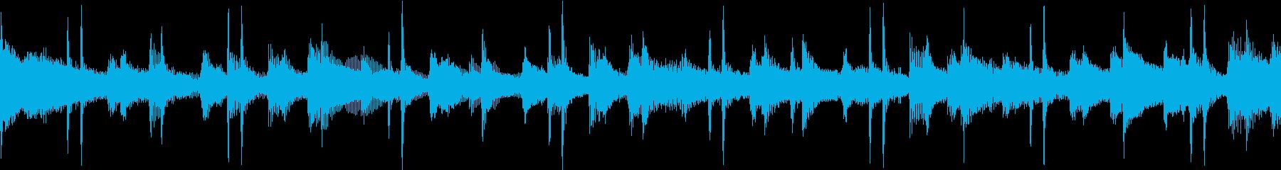 アコースティックギターを駆使したイ...の再生済みの波形