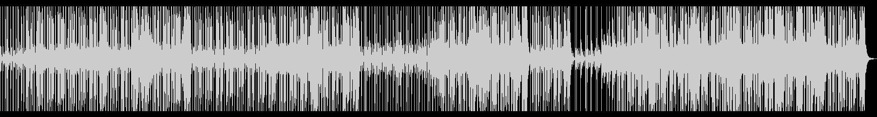 【メロ無し】スローテンポのファンクロックの未再生の波形