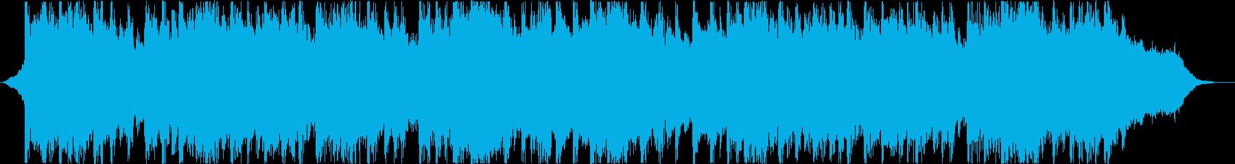 ピアノとストリングス/爽やか系春夏30秒の再生済みの波形