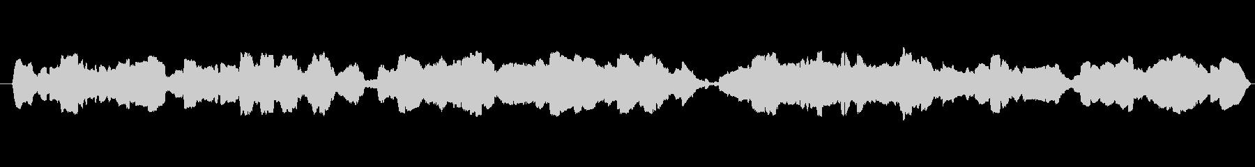素材 オカリナランダムネスロング01の未再生の波形