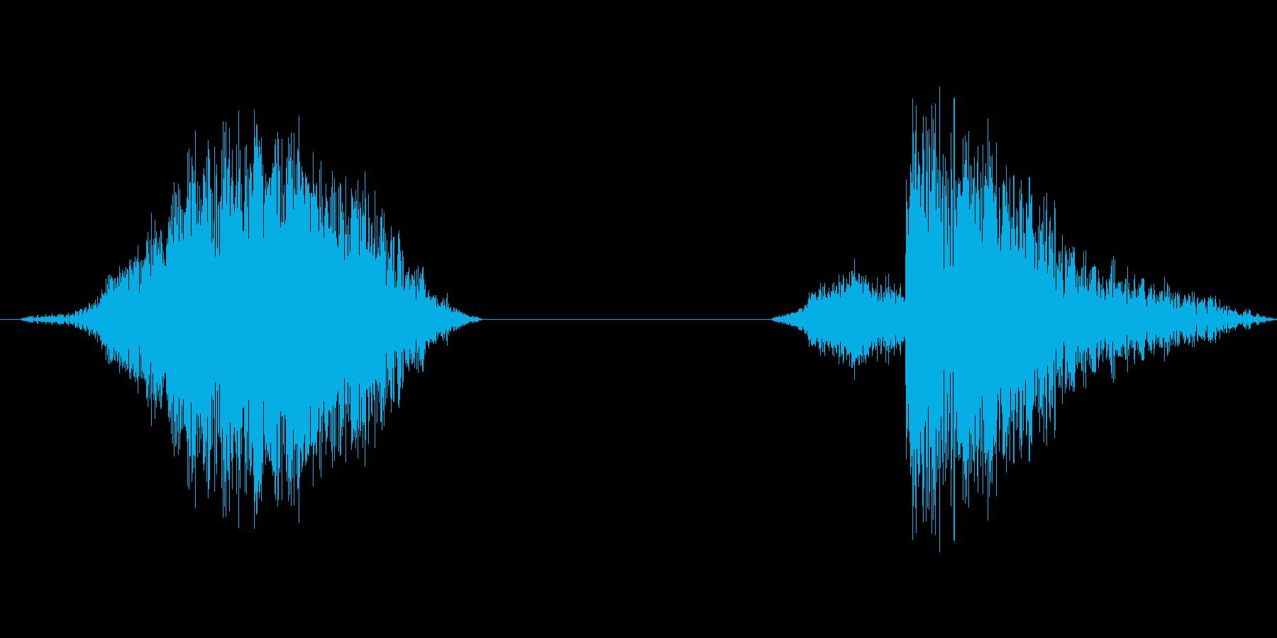 メタルマニア、メタルドアグローンク...の再生済みの波形