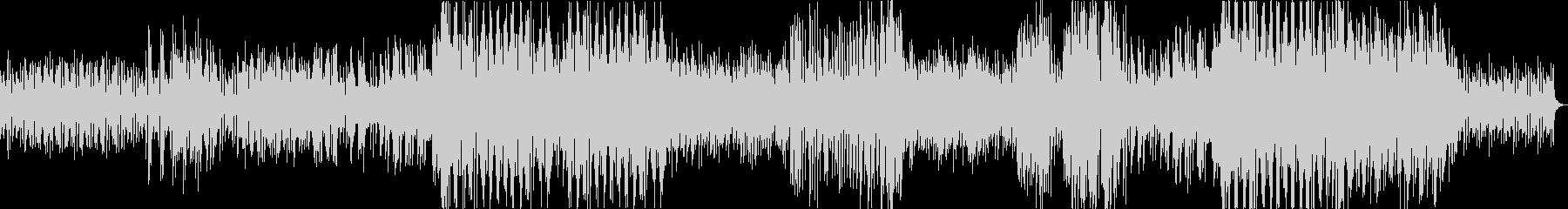 とある漫画の1シーンを想定して作った曲…の未再生の波形