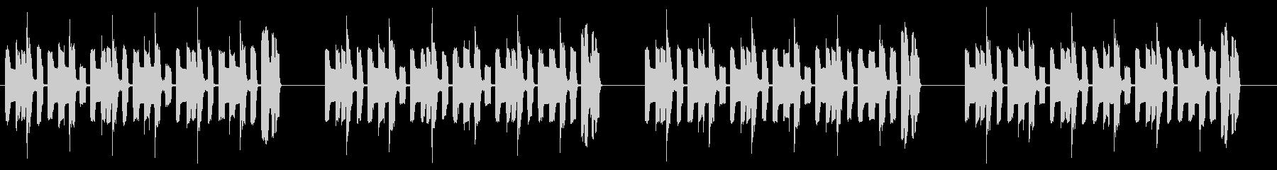 テレビゲーム ゲーム レガシー チープの未再生の波形